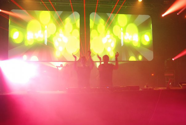 Tritonal Gig *caption graphic design