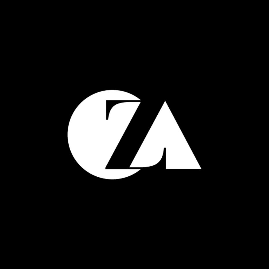 Oza logotype alternative *caption graphic design