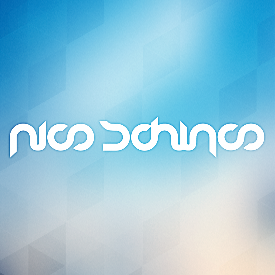 Nico Schinco logotype *caption graphic design