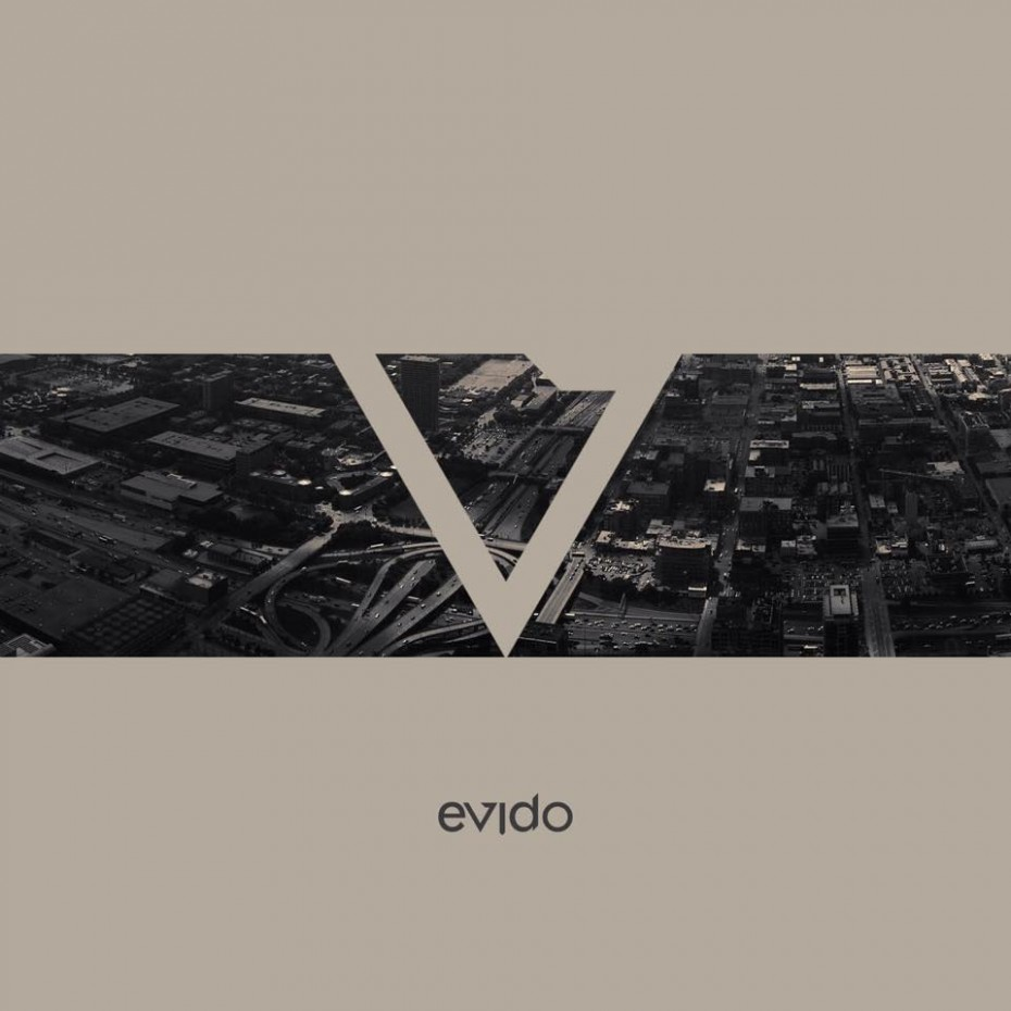 Evido Logotype *caption graphic design